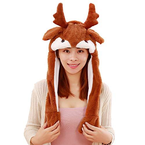 Animal Ear Hats - 4