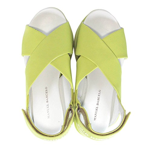 Orient BARCELÓ PALOMA Sandal HIGH Sunset Green nvfRw8Pq