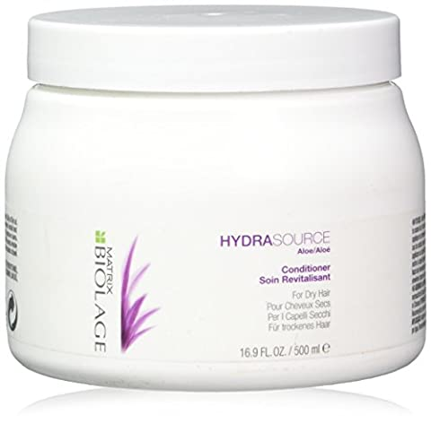 Matrix Biolage Hydra Source Conditioner Aloe , 16.9 oz (Matrix Biolage Conditioning)