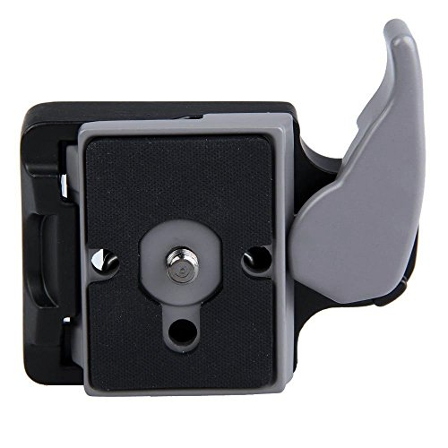 Andoer Camera 323 Quick Release Clamp Adapter + Quick Releas
