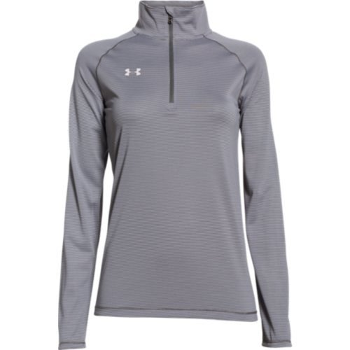 Under Armour Women's Tech Microstripe 1/4 Zip Pullover
