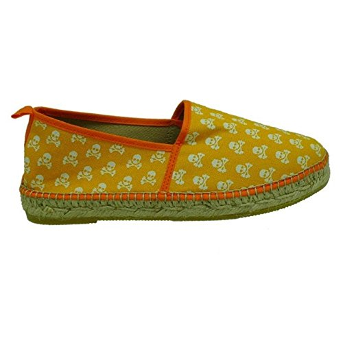 Zapatos Niño Casual Sneakers Scalpers SC Kids Espadri Naranja 36: Amazon.es: Zapatos y complementos