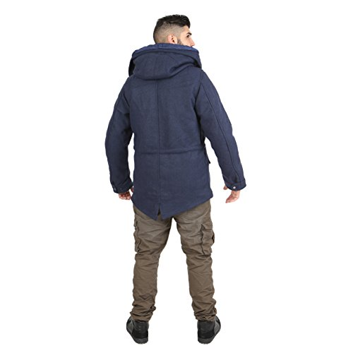 AFF - coat lined internally Man - AFF61CN-UNI