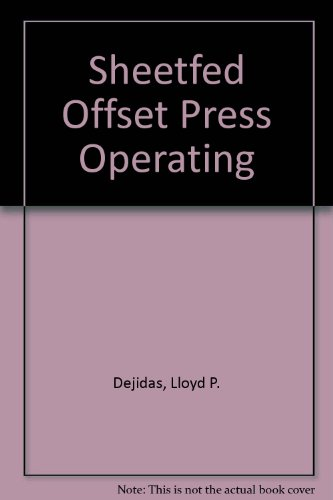 Sheetfed Offset Press Operating (Offset Press)