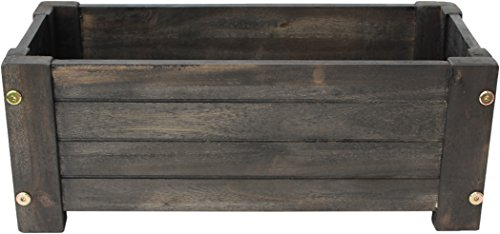 happy-planter-hpch002a-wood-barrel-outdoor-planter-3-piece-set-color-charcoal-brown