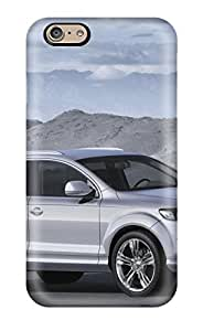 LatonyaSBlack Case Cover For Iphone 6 - Retailer Packaging Audi Q7 4 Protective Case