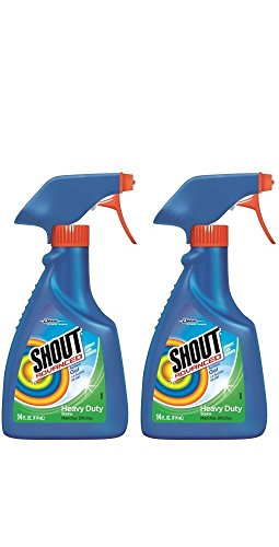 Shout Stain Remover Action Gel (Shout Advanced Action Cleaning Gel 14 fl oz (Pack of 2))
