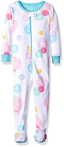 The Children's Place Girls' Blanket Sleeper PJS