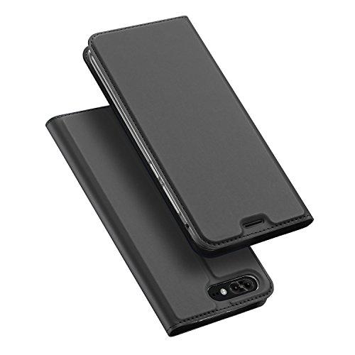 [해외]スマホケ?ス ASUS Zenfone4 Pro ZS551KL 보호 덮개 고품질 마찰 방지 플립 케이스 낙하 방지 충격 흡수 [검정] [병행 수입품] / Smart phone case ASUS Zenfone4 Pro ZS551KL Protective cover high quality anti-friction flip cases fall preventi...