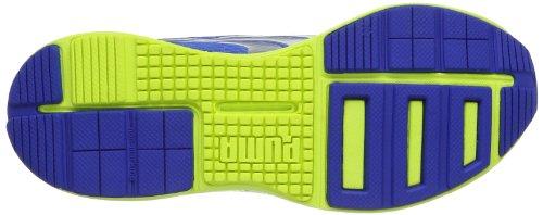 Puma Descendant Jr - Zapatillas de correr de material sintético infantil azul - Blau (victoria blue-tradewinds 07)