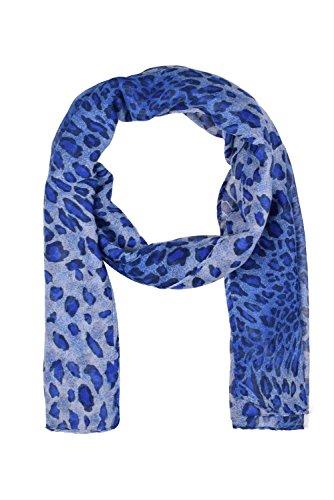 Blue Satin Leopard - 2