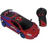 Ultimate 3 Funções Spider Man Candide Azul/Vermelho