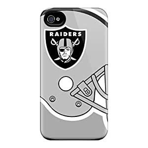Top Quality Cases Covers For Iphone 6 Cases With Nice Oakland Raiders Appearance