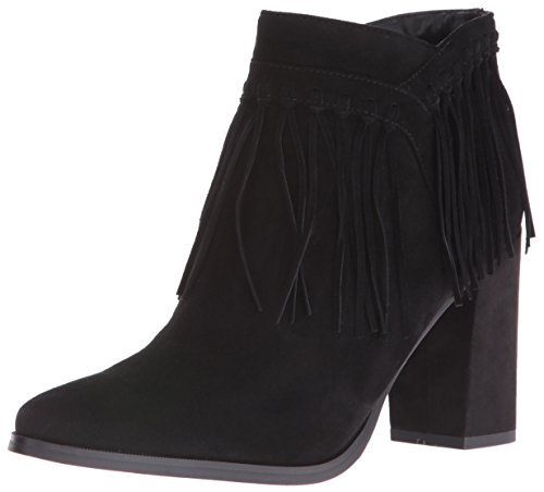 Nine West Womens Wildbelle Ankle Bootie Black