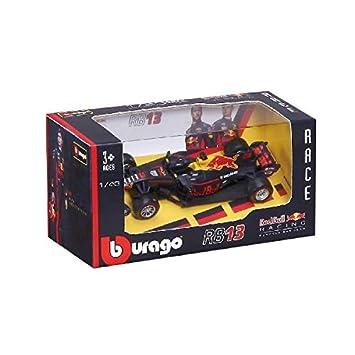Bburago 15638027 1: 43 F1 Red Bull Infiniti RB13 Surtidos