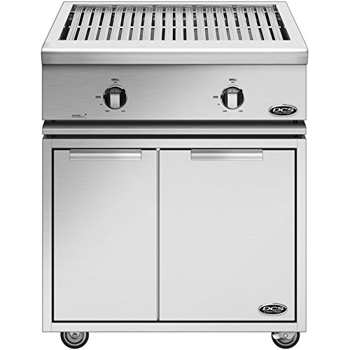 Dcs Liberty 30-inch Freestanding Propane Gas Grill - Bfgc-30g-l