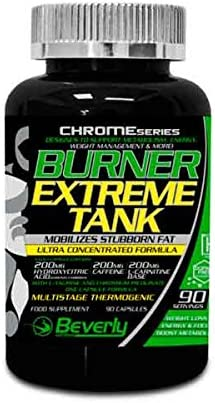 Beverly Nutrition Burner Extreme Tank - 90 caps.