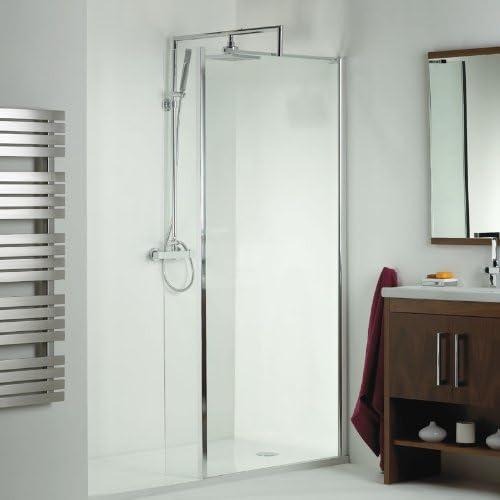 Phoenix 1600 x 800 mm Techno hueco de mampara para ducha de ...
