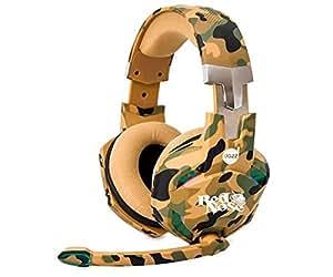 Headset Gamer Dazz Battle Red Nose, 624738