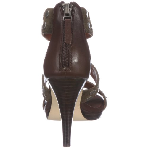 Braun T Damen moro Sandalen Premi Fashion Q4405 Bruno Sandalen ZxPqRwvU4