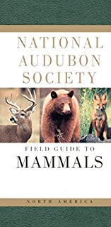 National Audubon Society Field Guide to North American Mammals (National Audubon Society Field Guides) (0679446311) | Amazon Products