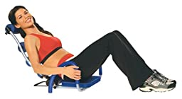 Ab Rocket Abdominal Trainer with Flex Master Attachment