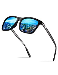 Sunglasses for Men Women Polarized Vintage Sun Glasses UV400 8286