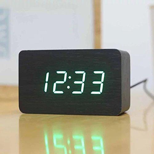 Wood Mini Clock - 9