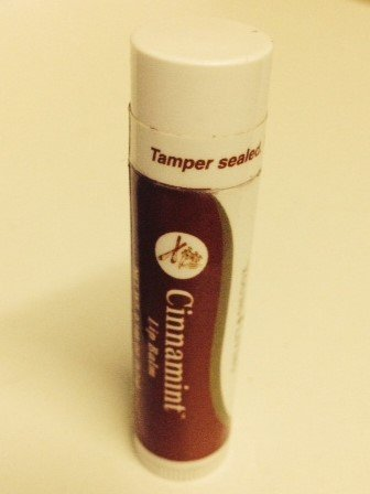 Lip Balm With Essential Oils