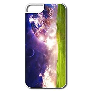 Durable Dreamy World Hard Cover For IPhone 5/5s