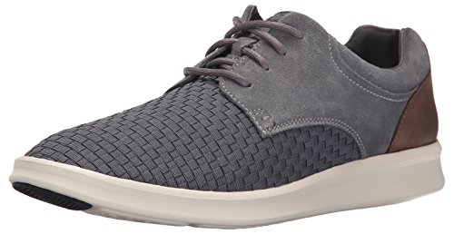 UGG Men's Hepner Woven Oxford, Metal, 14 M US ()