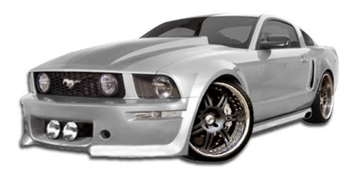Duraflex ED-YAM-949 Eleanor Body Kit - 5 Piece Body Kit - Compatible For Ford Mustang 2005-2009 (2008 Mustang Body Kit)