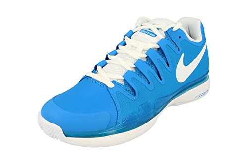 5 Tennis 9 401 Binary Zoom Mens Vapor Blue 631457 NIKE White 164 Tour Clay Fqtp4