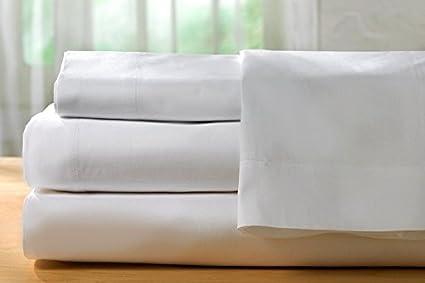 Hotel Sheets Direct Bamboo Bed Sheet Set 100% Rayon From Bamboo Sheet Set  (Twin