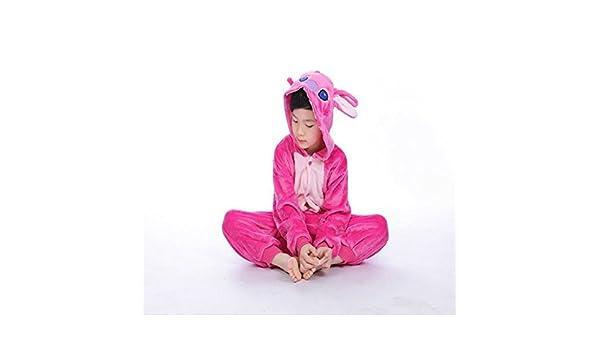 Amazon.com: MH-RITA Children Pajamas Set Flannel Stitch ...