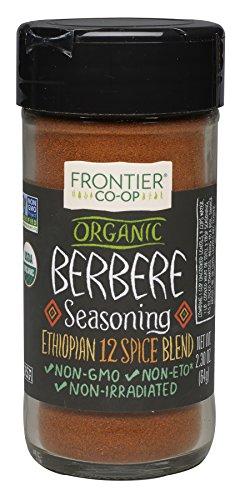 Frontier Berbere Seasoning ORGANIC Bottle
