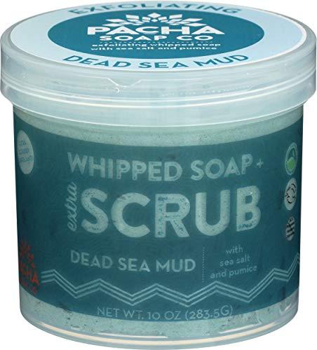 Pacha Whipped Soap Scrub Ounce