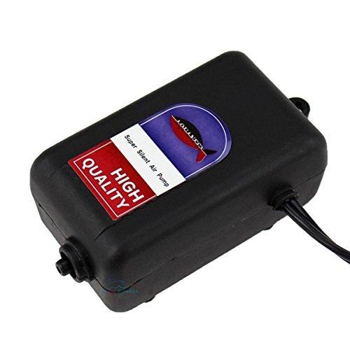 Air Pump One Outlet up to 75 Gallon Aquarium Fish Tank 40gph by Air Pump