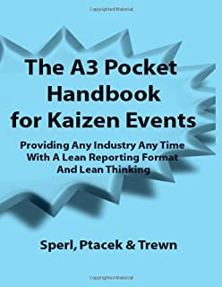 Understanding a3 thinking a critical component of toyotas pdca the a3 pocket handbook for kaizen events providing any industry any time with a lean fandeluxe Images