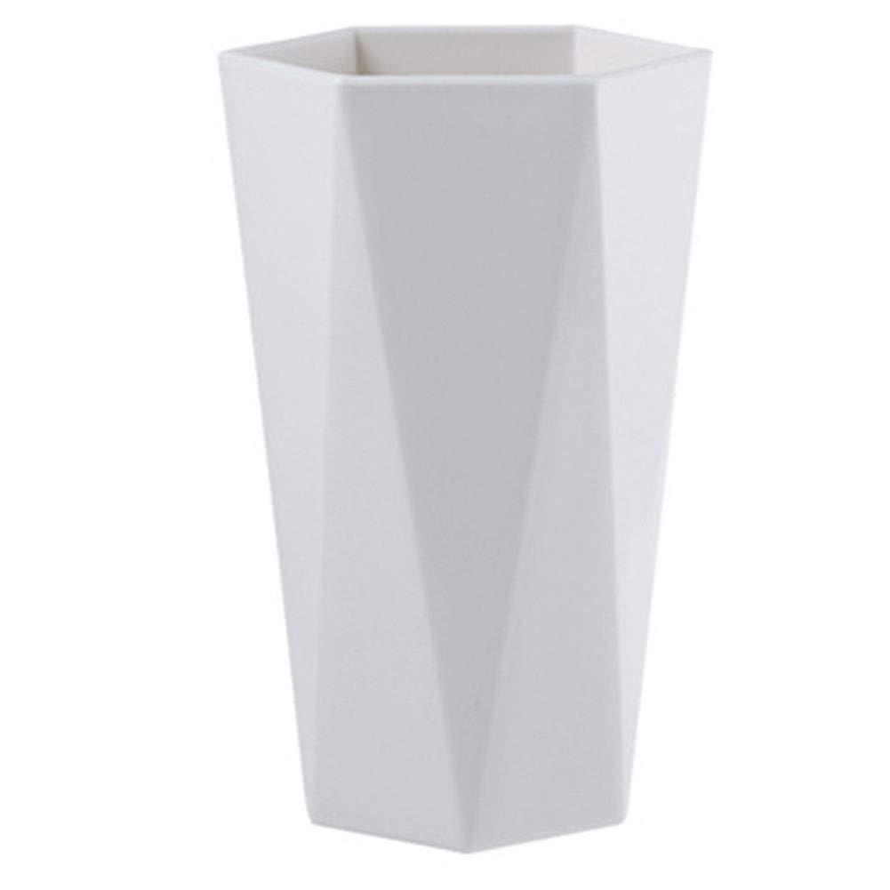 XdiseD9Xsmao Portaspazzolino per Tazza in Plastica Resistente Nordica Lavaggio Non Tossico Bicchiere da Bagno per La Casa Bagno Dente 400 300ml Bianca LNone
