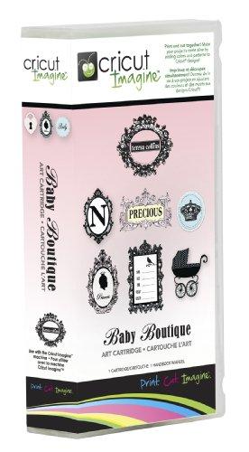 Cricut Imagine Art Cartridge, Baby Boutique by Cricut