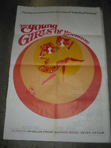 young-girls-of-rochefort-orig-us-one-sheet-movie-poster-catherine-deneuve