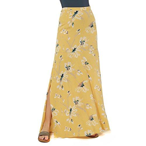 Oneill Womens Skirt - O'Neill Women's Ashton Skirt Goldie Small