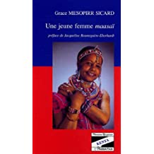 Une jeune femme maasai