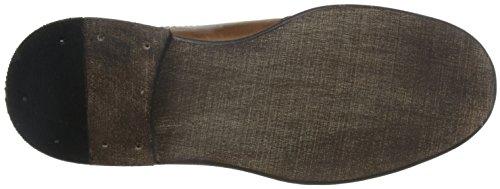 Bed | Stu Heren George Oxford Shoe Tan Handschoen