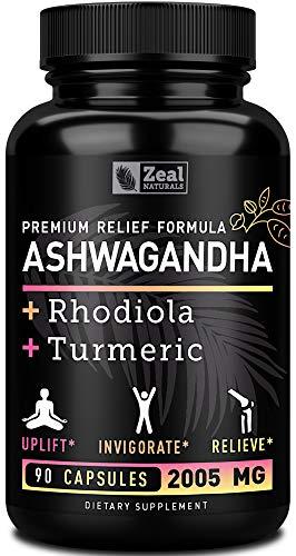 Premium Ashwagandha Complex Organic