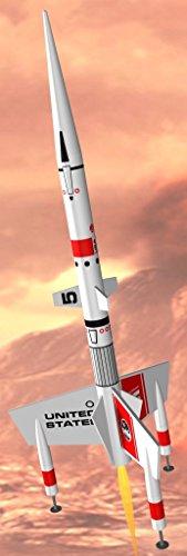 Semroc Flying Model Rocket Kit Starship Vega ()