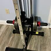 Amazon.com : Valor Fitness BD-62 Wall Mount Cable Station
