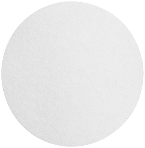 Whatman 4716E40PK 1440185 Grade 40 Quantitative Filter Paper Ashless Filter Circles, 185 mm, Max Volume 310 ml/m (Pack of 100) by Whatman