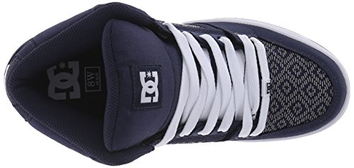Se Sneaker DC TX Shoes blu Rebound Donna High wppZv6BTxq